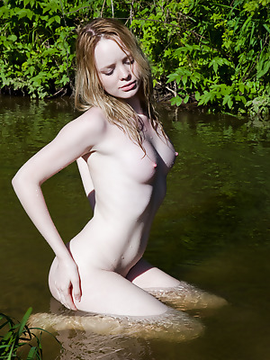 Amour Angels  Violetta  Ass, Boobs, Breasts, Tits, Bath, Shower, Teens, Solo