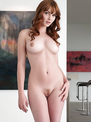 FemJoy  Maria C  Beautiful, Cute, Dolls, Amazing, Erotic, Model, Real, Softcore, Natural, Red Heads